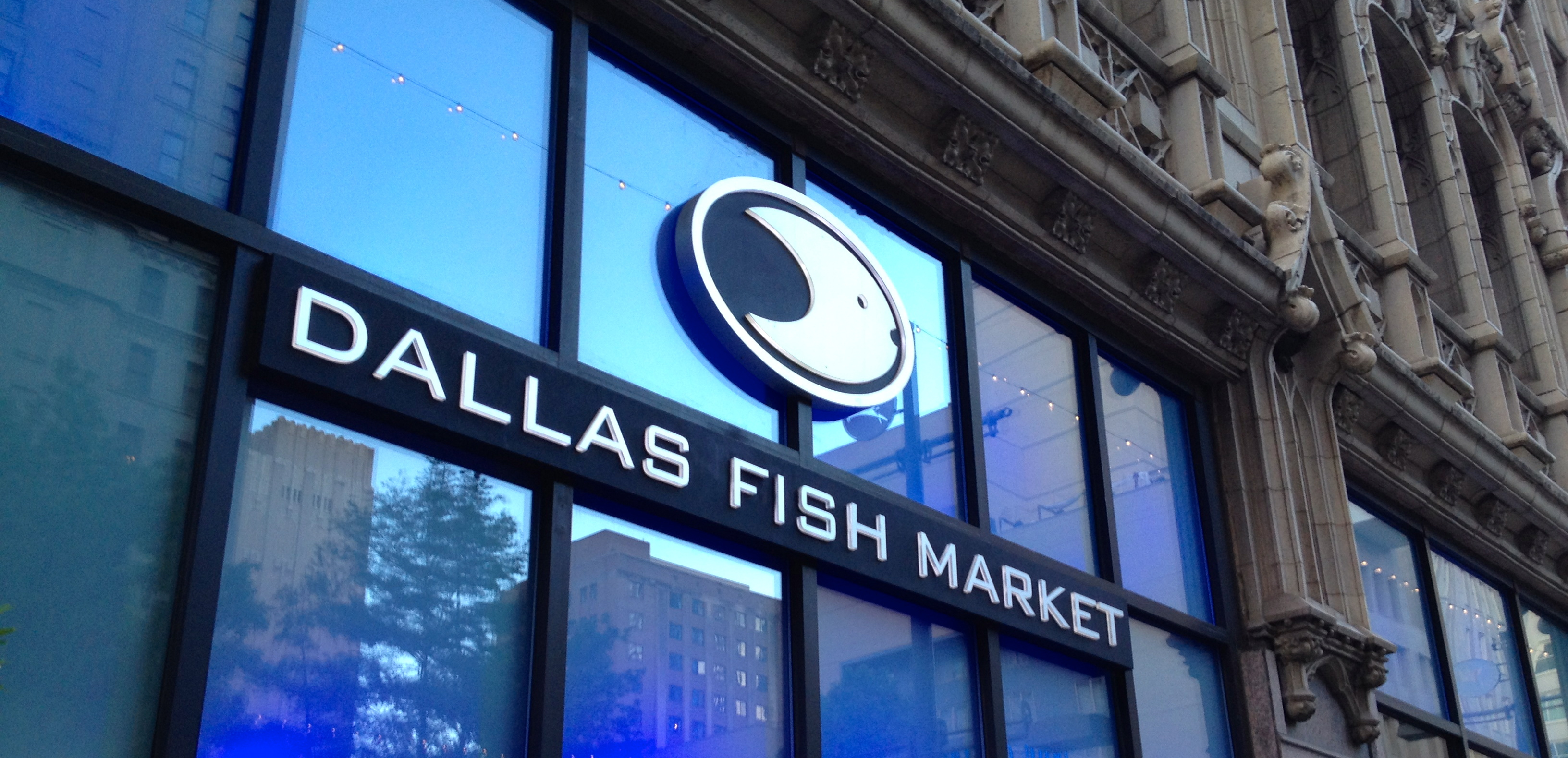 Dallas indulge exploring the food drink and arts around for Dallas fish market
